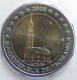 Germany 2 Euro Coin 2008 - Hamburg - St. Michaelis Church - F - Stuttgart - © eurocollection.co.uk