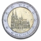 Germany 2 Euro Coin 2011 - North Rhine Westphalia - Cologne Cathedral - A - Berlin - © bund-spezial