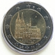 Germany 2 Euro Coin 2011 - North Rhine Westphalia - Cologne Cathedral - A - Berlin - © eurocollection.co.uk