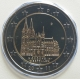 Germany 2 Euro Coin 2011 - North Rhine Westphalia - Cologne Cathedral - D - Munich - © eurocollection.co.uk