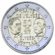 Germany 2 Euro Coin - 50 Years of the Elysée Treaty 2013 - D - Munich - © bund-spezial