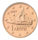 Greece 1 Cent Coin 2007 - © Michail
