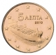 Greece 5 cent coin 2010 - © Michail