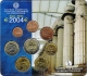 Greece Euro Coinset 2004 - © Zafira
