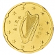 Ireland 20 Cent Coin 2008 - © Michail