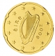 Ireland 20 Cent Coin 2009 - © Michail