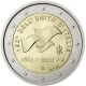 Italy 2 Euro Coin - 150 Years Unification of Italy 2011 - © European Central Bank