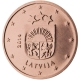 Latvia 2 Cent Coin 2014 - © European Central Bank