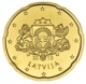 Latvia 20 Cent Coin 2016 - © Michail