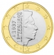 Luxembourg 1 Euro Coin 2007 - © Michail
