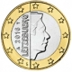 Luxembourg 1 Euro Coin 2016 - © Michail