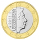 Luxembourg 1 euro coin 2011 - © Michail