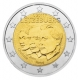 Luxembourg 2 Euro Coin - Jean of Luxembourg - 50th Anniversary of the Appointment by the Grand Duchess Charlotte of her son Jean as Lieutenant of the Grand Duke 2011 - © Michail