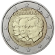 Luxembourg 2 Euro Coin - Jean of Luxembourg - 50th Anniversary of the Appointment by the Grand Duchess Charlotte of her son Jean as Lieutenant of the Grand Duke 2011 - © European Central Bank