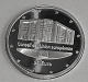 Luxembourg 25 Euro silver coin Council of the European Union and Luxembourg Presidency 2005 - © Coinf