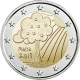 Malta 2 Euro Coin - From Children in Solidarity - Nature and Environment 2019 - Coincard - © Michail