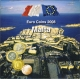 Malta Euro Coinset of the Malta Post Office 2008 - © Zafira