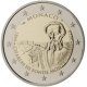 Monaco 2 Euro Coin - 150th Anniversary of the Founding of Monte Carlo by Charles III 2016 Proof - © European Central Bank