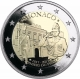 Monaco 2 Euro Coin - 200 Years Since the Establishment of the Compagnie Des Carabiniers Du Prince 2017 - Proof - © Bonzo