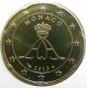 Monaco 20 Cent Coin 2013 - © eurocollection.co.uk
