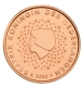 Netherlands 1 Cent Coin 2000 - © Michail