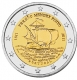 Portugal 2 Euro Coin - 500th Anniversary of the Birth of Fernao Mendes Pinto 2011 - © Michail