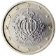 San Marino 1 Euro Münze 2010 - © European Central Bank
