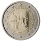 San Marino 2 Euro Coin - 500th Anniversary since the Death of Donato Bramante 2014 - © European-Central-Bank