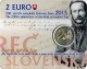 Slovakia 2 Euro Coin - 200 Years since the Birth of Ľudovít Štúr 2015 - Coincard - © Zafira