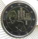 Slovenia 2 Euro Coin - 100th Anniversary of the Birth of Franc Rozman 2011 - © eurocollection.co.uk