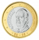 Spain 1 Euro Coin 2008 - © Michail