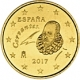 Spain 50 Cent Coin 2017 - © Michail