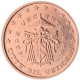 Vatican 2 Cent 2005 - Sede Vacante MMV - © European Central Bank