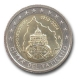 Vatican 2 Euro Coin - 75th Anniversary of Vatican City State - St. Peter's Basilica 2004 - © bund-spezial