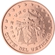 Vatican 5 Cent 2005 - Sede Vacante MMV - © European-Central-Bank
