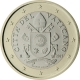 Vatikan 1 Euro Münze 2017 - © European Central Bank
